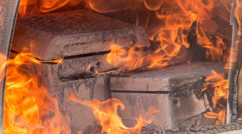 Brandwerende kluis voor thuis